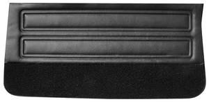 Cutlass Door Panels, 1967 Reproduction Front, Sport