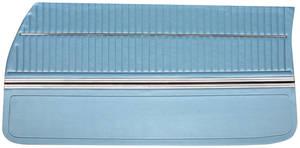 Cutlass Door Panels, 1968-69 Reproduction Front, Sedan