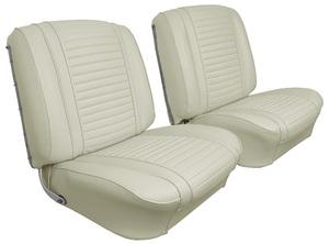 Seat Upholstery, 1963 Cutlass/F-85 Buckets