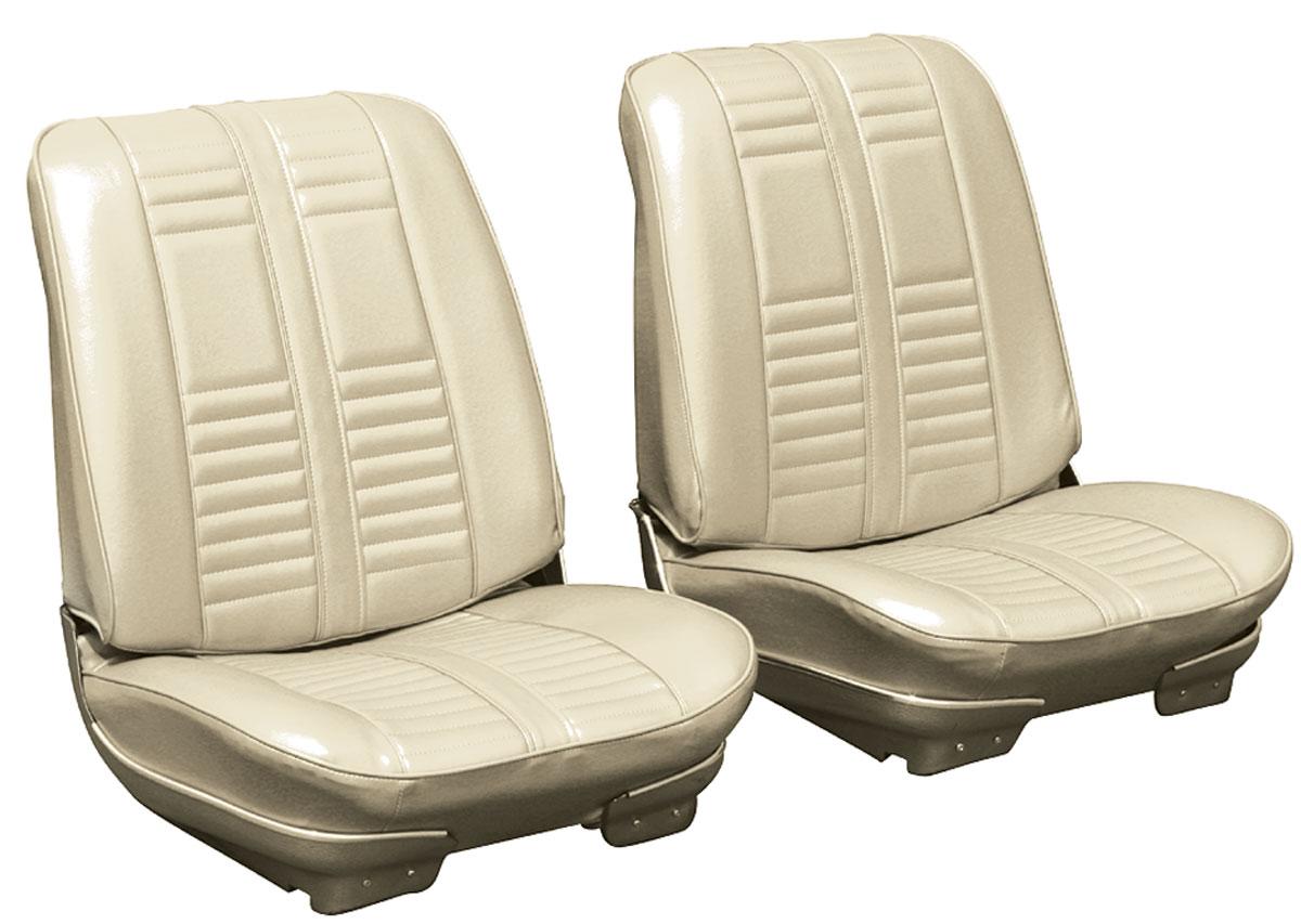 Legendary Auto Interiors Seat Upholstery 1966 Cutlass