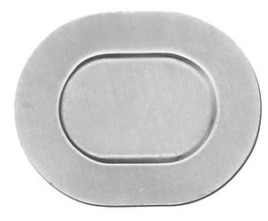 1967-77 Catalina Drain Plug, Stamped Steel