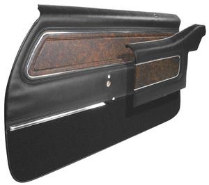 Cutlass Door Panels, 1970 Pre-Assembled Front, Supreme, by PUI