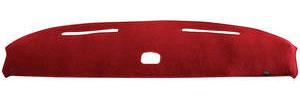 1970-72 Cutlass/442 Dash Cover, Plain for Dashes w/Seat Belt Lights