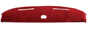 1970-72 Cutlass Dash Cover, Plain for Dashes w/Seat Belt Lights