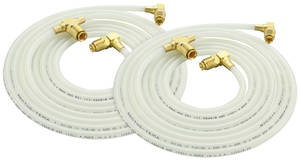 Chevelle Convertible Top Operation Hose Kit, 1964-72