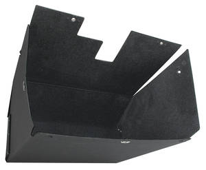 1968-69 Cutlass Glove Box, Interior w/o AC