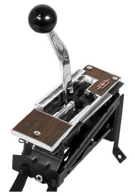 1972-1972 Cutlass Shifter Kit, Hurst Dual Gate