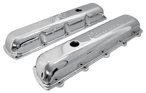 1964-1977 Cutlass Valve Covers, Signature Series, by Edelbrock