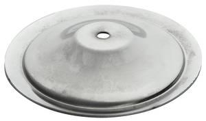"""1968 Cutlass Air Filter Plate Retainer 4-1/2"""" Base"""