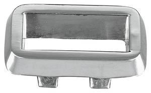 1970-72 Cutlass/442 Shifter Boot Ornament Standard Trans. w/Console