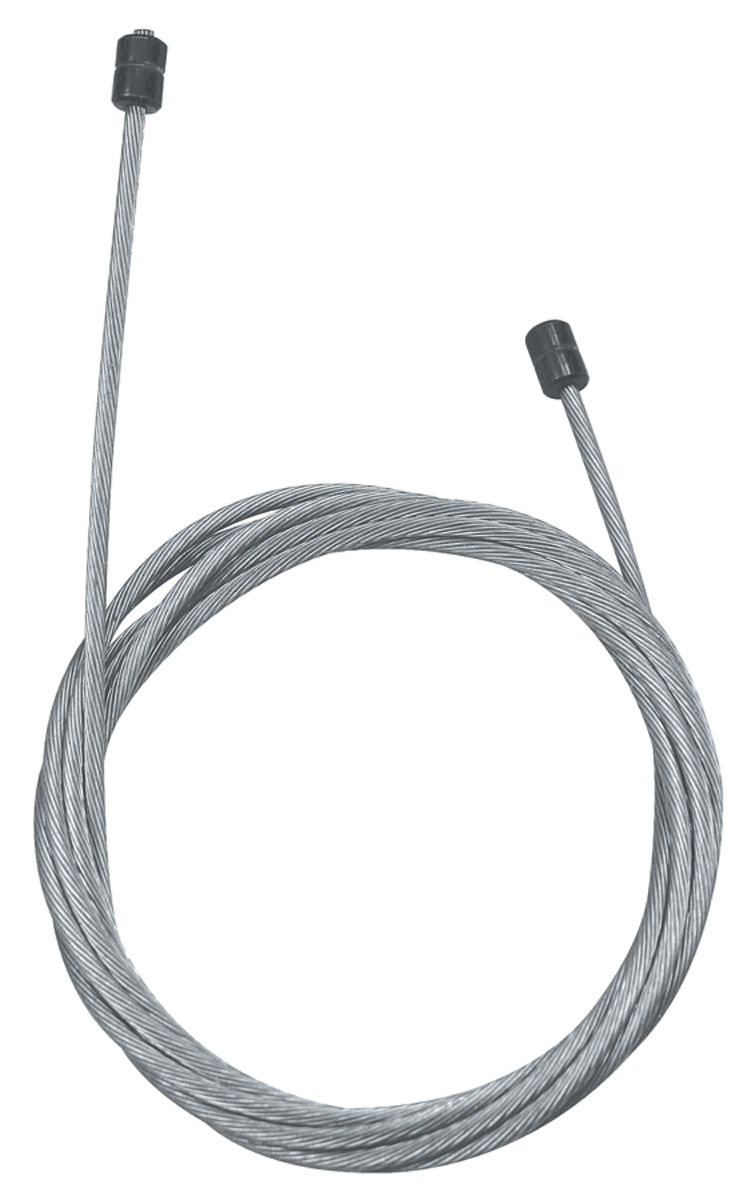 Skylark Parking Brake Cable Intermediate TH350 & manual
