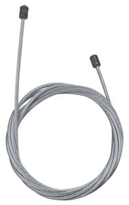 1968-72 Skylark Parking Brake Cable Intermediate TH350 & Manual Transmission