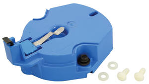 1964-77 Chevelle Distributor Accessory, Flame-Thrower HEI Hei Distributor Rotor (Blue)