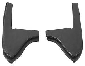1965-1965 Cutlass Bumper Fillers Rear Rubber