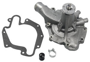 1971-72 Cutlass Water Pump, Original Style All 350-455 w/AC