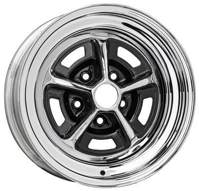 """1966-1972 Cutlass Wheel, SS I 14"""" X 6"""" (4"""" BS), by SPECIALTY WHEEL"""