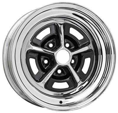 """1966-72 Cutlass Wheel, SS I 15"""" X 7"""" (4-1/4"""" BS), by SPECIALTY WHEEL"""
