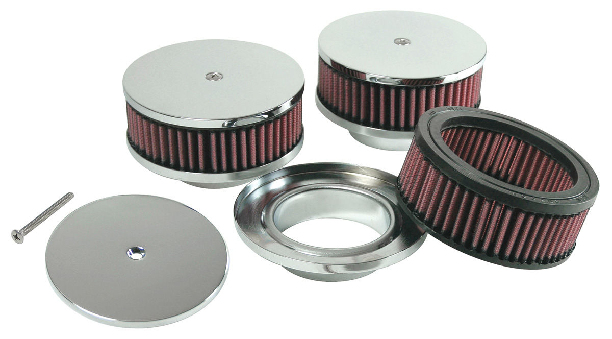 Photo of Catalina/Full Size Air Cleaner Assembly, Tri-Power