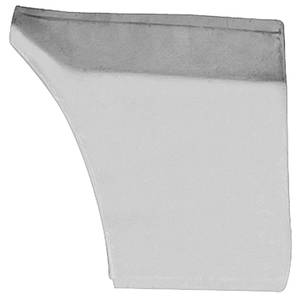 "Cutlass/442 Fender Patch, 1966-67 Front 19"" High"