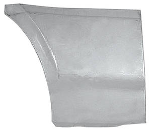 "Cutlass Fender Patch, 1968-69 Front 19"" High"