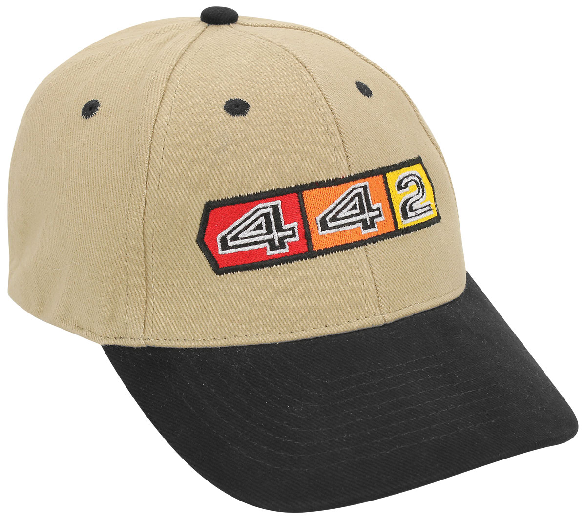 oldsmobile custom embroidered hat 4 4 2 by hot rods plus