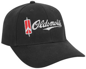 1961-1977 Cutlass Oldsmobile Custom Embroidered Hat Olds, by Hot Rods Plus