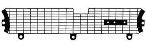 Cutlass Grille, 1967 4-4-2