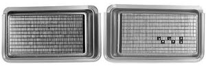 Cutlass Grille Set, 1971 4-4-2