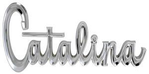 """1966-1966 Catalina Fender Emblem, 1966 """"Catalina"""""""