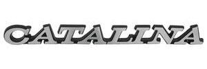 """Fender Emblem, 1971-74 """"Catalina"""""""