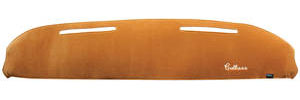 """1970-72 Dash Cover, Embroidered """"Cutlass"""" for Dashes w/o Seat Belt Lights"""