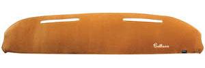"1970-72 Cutlass/442 Dash Cover, Embroidered ""Cutlass"" for Dashes w/o Seat Belt Lights"