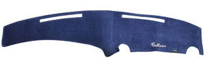 """1973-76 Dash Cover, Embroidered """"Cutlass"""" for Dashes w/o Seat Belt Lights"""