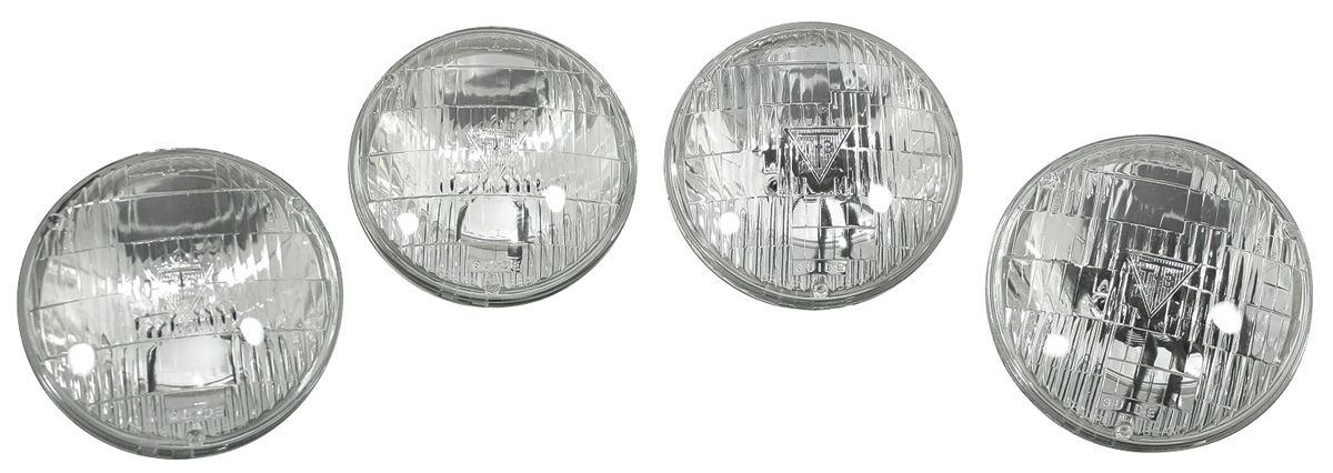Photo of Headlights, Authentic Guide 5-3/4""