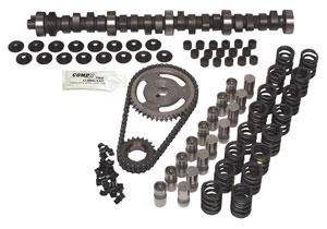 Camshaft, K-Kit XE268H - Hydraulic Flat Tappet