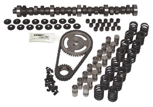 1961-77 Cutlass Camshaft, K-Kit XE284H - Hydraulic Flat Tappet, by Comp Cams