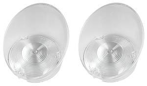 1971-1972 Cutlass Park Lamp Lens, 1971-72