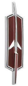 Cutlass Trunk Emblem, 1968 4-4-2 Coupe (Rocket)