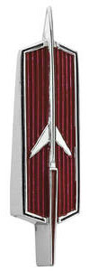 Cutlass Fender Emblem, 1967 F-85 Rocket
