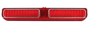 """Cutlass/442 Tail Lamp Lens; 1968 Cutlass """"S"""" & 4-4-2"""