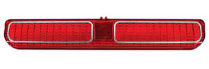 """Tail Lamp Lens; 1968 Cutlass """"S"""" & 4-4-2"""