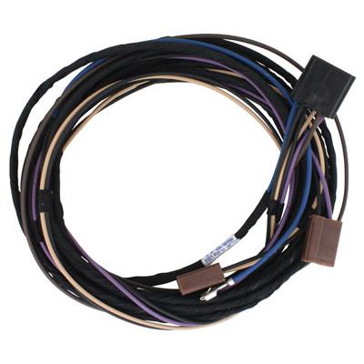 Photo of Wire Harness, Corvair Rear Speaker speaker wire, w/ single rear speaker