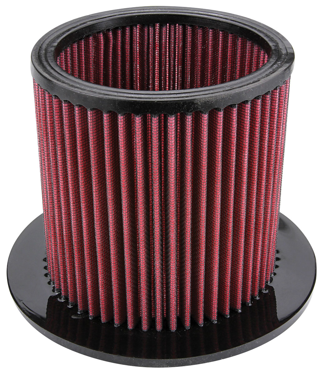 """Photo of Element, Reusable Air Filter 7.5"""" x 5.6"""", w/ turbo - Corvair"""