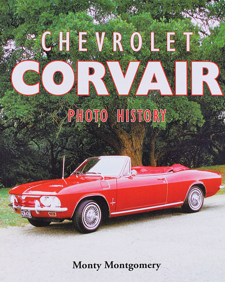 Photo of Chevrolet Corvair Photo History