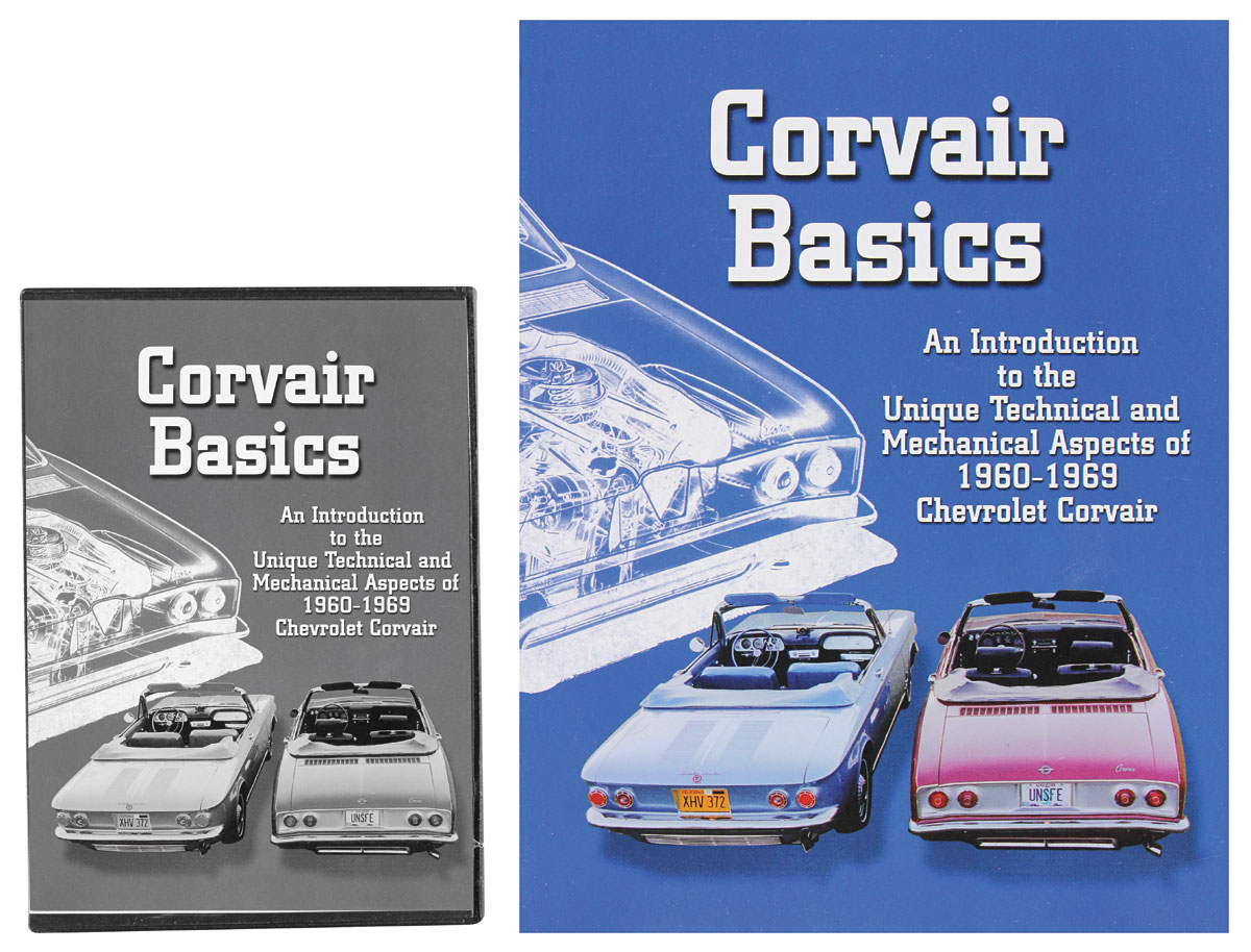 Photo of Book, Corvair Basics