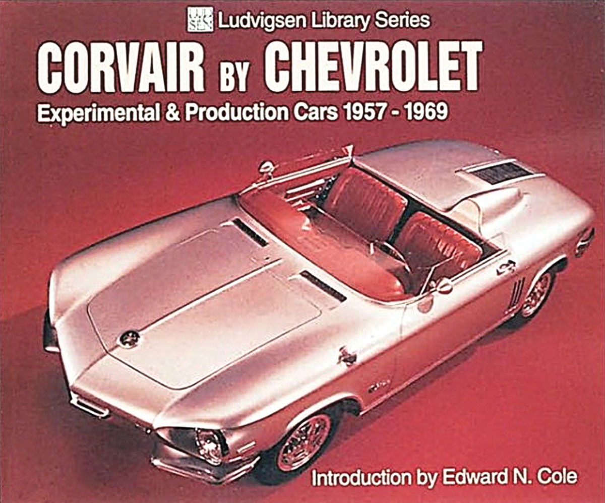 Photo of Book, Corvair by Chevrolet