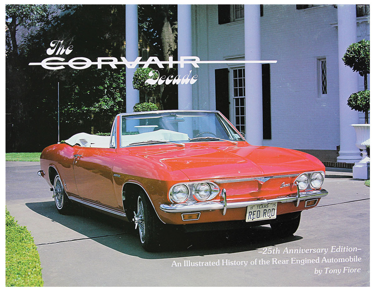 Photo of Book, The Corvair Decade