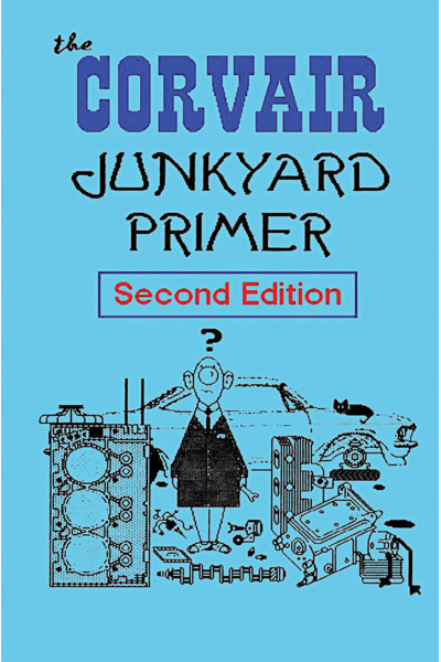 Photo of Book, The Corvair Junkyard Primer