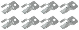 1961-1972 Skylark Rocker Arm Oil Deflectors, by Mr. Gasket