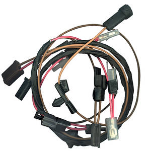1964-77 Chevelle Cowl Induction Wiring Harness, by M&H